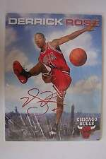 "Chicago Bulls Derrick Rose Hero Photo Card 9""x12"""