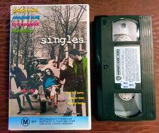 Singles 1993 -Original VHS video -Bridget Fonda, Matt Dillon, Music Pearl Jam