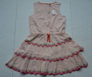 Mini Boden Girls Dress Sz 11 12 152 cm Pink NWT