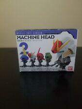 US Seller! SHOKUGAN MOBILE SUIT GUNDAM MACHINE HEAD SERIES 2 BLIND BOX Bandai