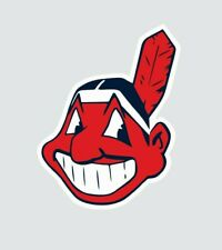 Cleveland Indians MLB Baseball Color Sports Decal Sticker-Free Shipping