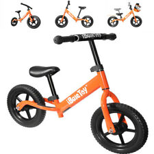 Kids Balance Bike Running Training Child Gift Boys Girls First Bike XMAS Gift UK