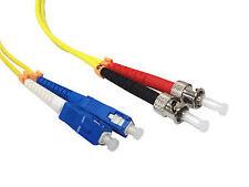 SC ST Fiber Optic Cable