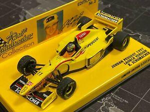 1/43 Minichamps Jordan Peugeot 1997 Launch Version - Ralf Schumacher 514 974381