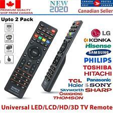 Universal TV Remote Smart Control LCD/LED HDTV For Sony/Samsung/Panasonic/LG/JVC