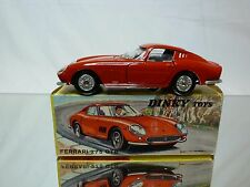 DINKY TOYS  506 FERRARI 275 GTB SPORTS CAR - RED 1:43 RARE - EXCELLENT IN BOX