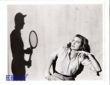 Dorothy Malone in danger VINTAGE Photo Too Much, Too Soon