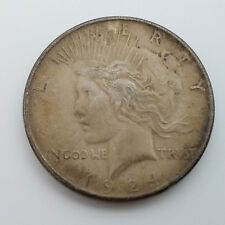 LIBERTY SILVER DOLLAR 1924