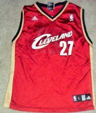 Damon Jones Cleveland Cavaliers Adidas Kids Youth Jersey sz. Large NBA