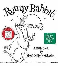 Runny Babbit: A Billy Sook by Shel Silverstein c2015, NEW Hardcover