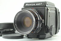 【 N MINT 】 Mamiya RB67 Pro Medium Format Camera Sekor 127mm f/3.8 Lens JAPAN