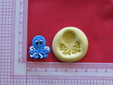Octopus Sea Creature Silicone Mold A886 Candy Chocolate Fondant Ocean Wave