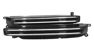 New Origi Tagfahrlichtleuchten with Indicator LED Porsche Cayenne Turbo