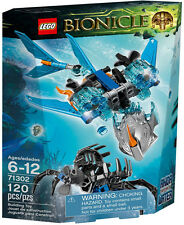 LEGO Bionicle 71302: Akida Creature of Water Mixed Set New In Box Sealed #71302