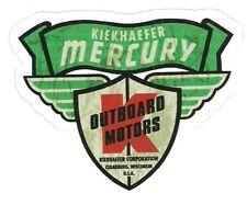 MERCURY OUTBOARD BOAT MOTORS  Sticker Decal