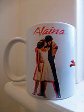 Personalised DIRTY DANCING MUG with your name.