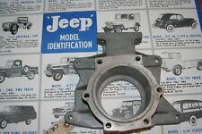 NOS AMC Jeep Quadra-Trac TC TH400 Adapter Wagoneer Cherokee CJ7 J10 SJ FSJ