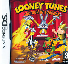 Videogame Looney Tunes - Cartoon in Tournèe NDS