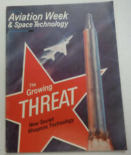 Aviation Week & Space Technology Magazine The Soviet October 1971 012215R