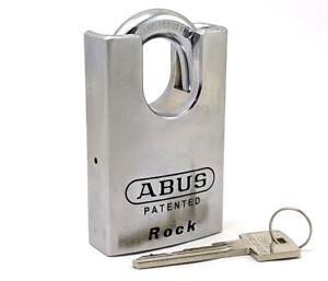ABUS 83CS/55-300 Rock Padlock - 888 Keyway KA - Protected Shackle