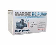 2017 New Jebao DCP-15000 Marine Controllable Water Return Pump