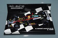 Minichamps F1 1/43 KL Minardi Asiatech PS02-A. YOONG