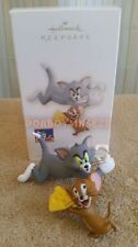 Hallmark 2008 Tom and Jerry Christmas Ornament