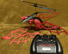 Flying Dragon with Remote Control. Wings Realistically Flap While Red Dragon