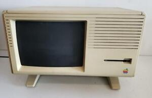 Macintosh Lisa II  A6S0300 XL Vintage Apple Mac Antique 1980's Computer w/ Mouse