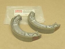 NOS New Yamaha IT200 TY350 YZ125 Brake Shoes 39W-W2536-10