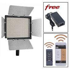 Yongnuo YN600L II 5500K Pro LED Video Studio Light + Adapter for Canon Nikon