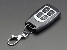 Keyfob 4-Button RF Remote Control - 315MHz