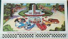 """Hallmark Kiddie Car Classics #2 Bill's Boards series """"Famous Food Sign"""""""