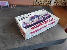 HASEGAWA 1/24 KIT MAQUETTE VOITURE COURSE LE MANS WINNER 1988 JAGUAR XJR 9LM  NB