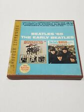 Stereo Reel to Reel Tape Beatles '65 & The Early Beatles Y2T 2365 Capital Tape