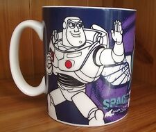 "DISNEY PIXAR TOY STORY SPACE RANGER BUZZ LIGHTYEAR CUP MUG HEIGHT 3½"" (9CM)"