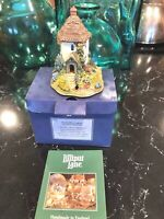 Lilliput Lane Honey Pot Cottage 1996 with Deed and Box