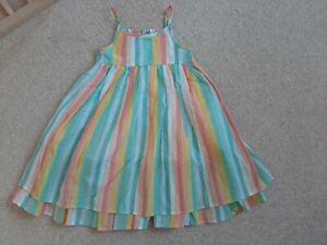 Girls summer dress age 6-7