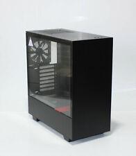 PC-Gehäuse NZXT H500 Schwarz/Rot (CP70C9NB)