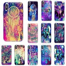 dreamcatcher Soft Transparent TPU Phone Case Covers For iPhone 8 11 X XS XR Max