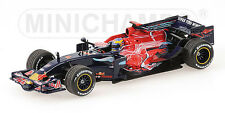 1:43 Minichamps Toro Rosso STR3 Sebastian Bourdais 2008 400080014 VERY RARE NEW