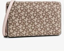 2369ee3de11 Blush DKNY Bryant small leather cross-body bag - authentic - Free Delivery
