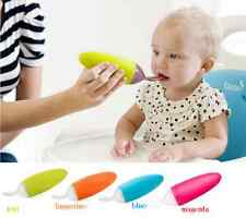 NEW Boon Squirt Baby Toddler Feeding Food Dispensing Spoon, 4 Colour Choice