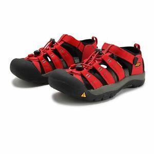 Keen Junior Newport H2 Walking Shoes Sandals Red Sports Outdoors Waterproof