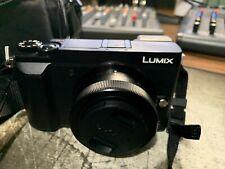 Panasonic Lumix GX85 16.0 MP Mirrorless Camera 2-Lens Kit