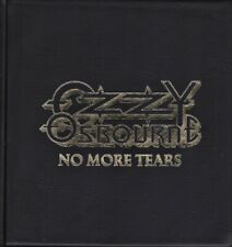 Ozzy Osbourne - Very Rare Wallet Book CD Single- No More Tears-1991 Epic 6574402