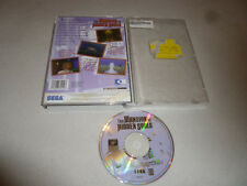 BOXED SEGA SATURN VIDEO GAME THE MANSION OF HIDDEN SOULS W CASE