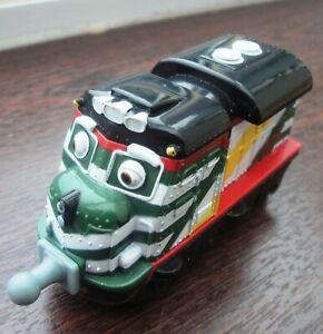 Chuggington die cast train - Fletch - RARE