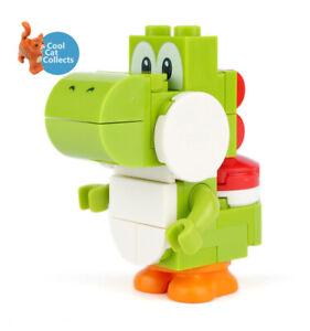 Lego Super Mario 'Yoshi' Buildable Minifigure from Mario's House 71367