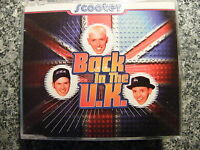 Scooter / Back in the U.K. – Maxi CD